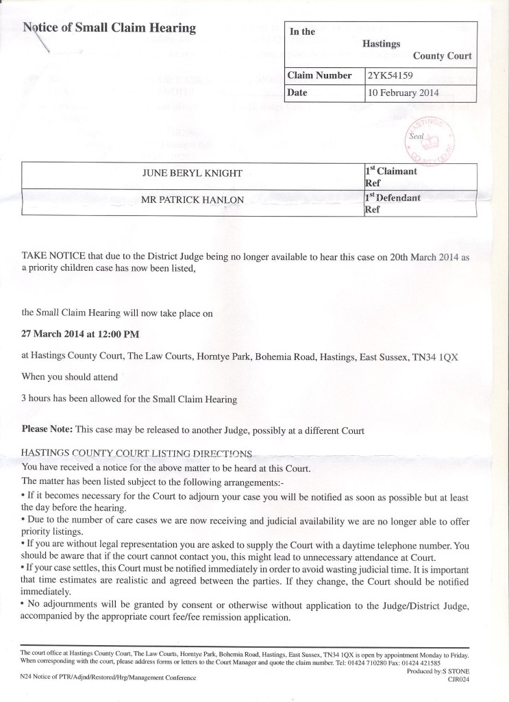 court letter 27.03.14