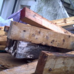 Damp Wood 008