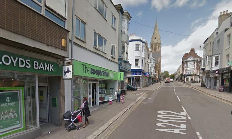 DayLight, Main Public Street, London Rd, St Leonards on Sea. Sussex