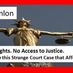 No Rights No Justice